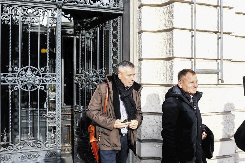 Trumpov tast Viktor Knavs toži Bojana Požarja