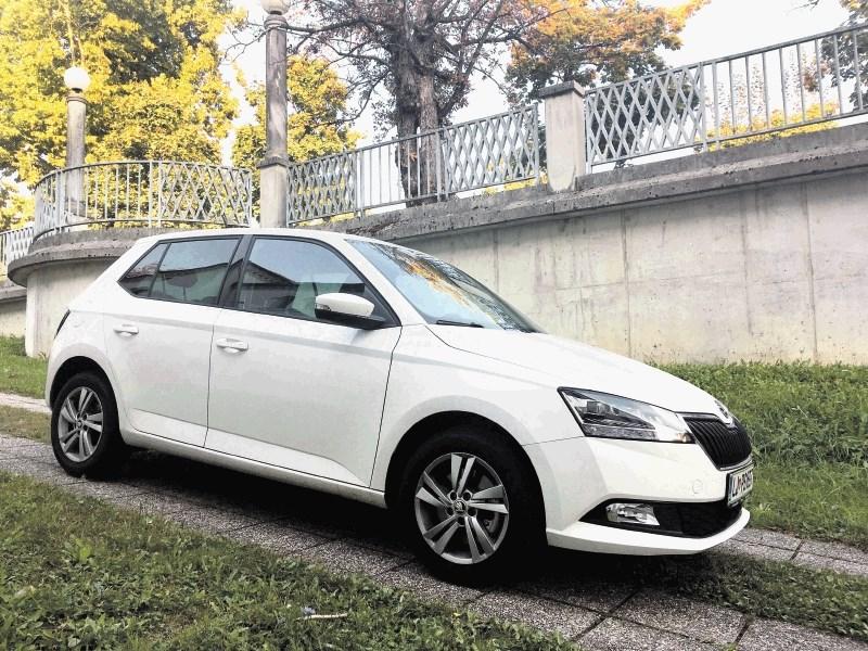 Škoda fabia 1,0 TSI ambition: Iluzionist nepotreben