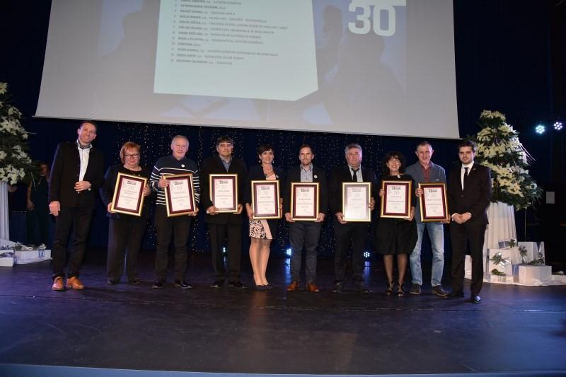 Območna obrtno-podjetniška zbornica Maribor proslavila 45. obletnico