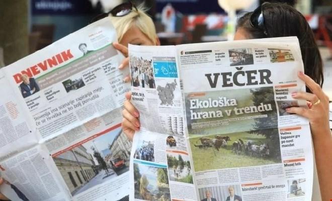 Dnevnik in Večer pridobila predhodno soglasje za združitev