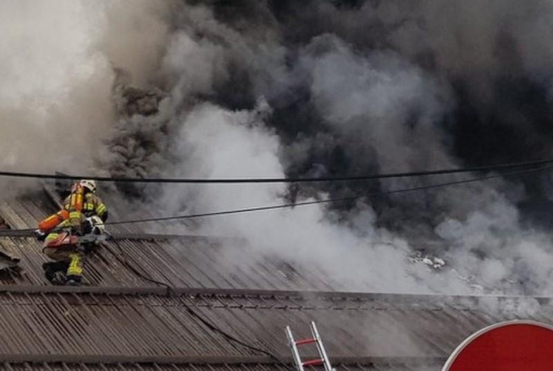 V Mariboru in Bezeni požara z večjo gmotno škodo