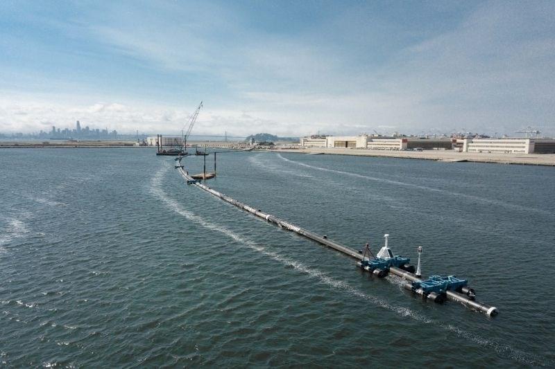 S sistemom za čiščenje odpadkov v oceanu še vedno težave