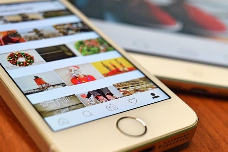 Instagram z zasebnimi zvočnimi sporočili