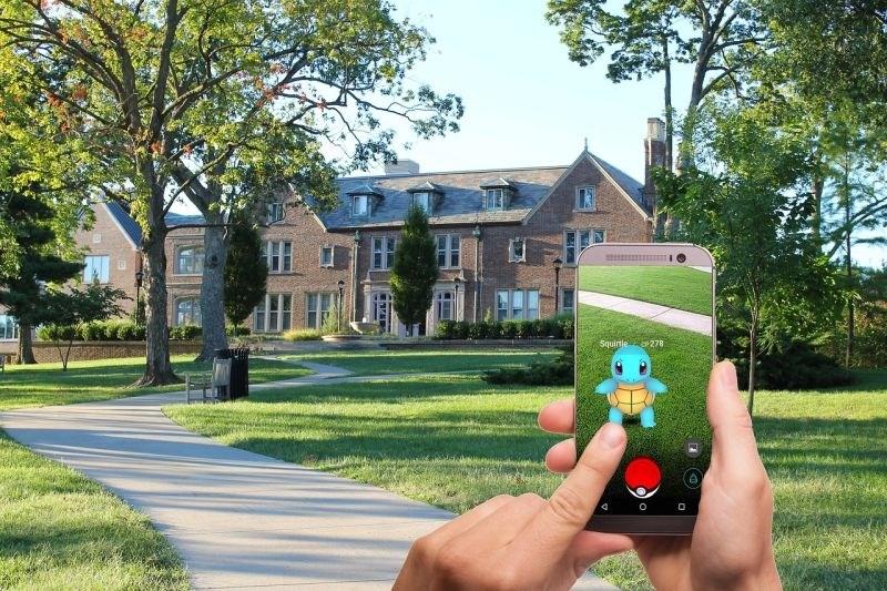 Pokemon go omogoča dvoboje s souporabniki
