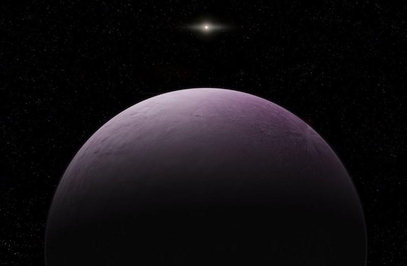 #video Odkrili novo najbolj oddaljeno vesoljsko telo našega osončja