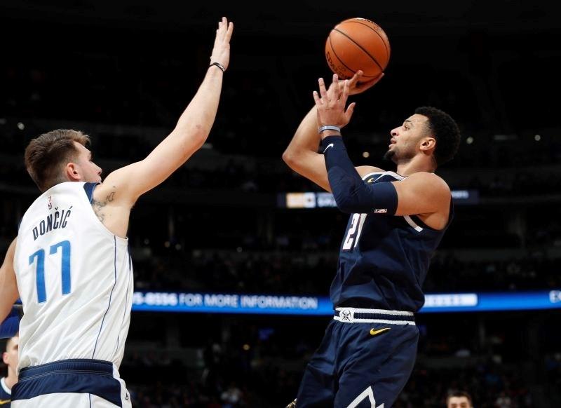 #video Dončiću četrti dvojni dvojček v ligi NBA, a brez zmage v Denverju