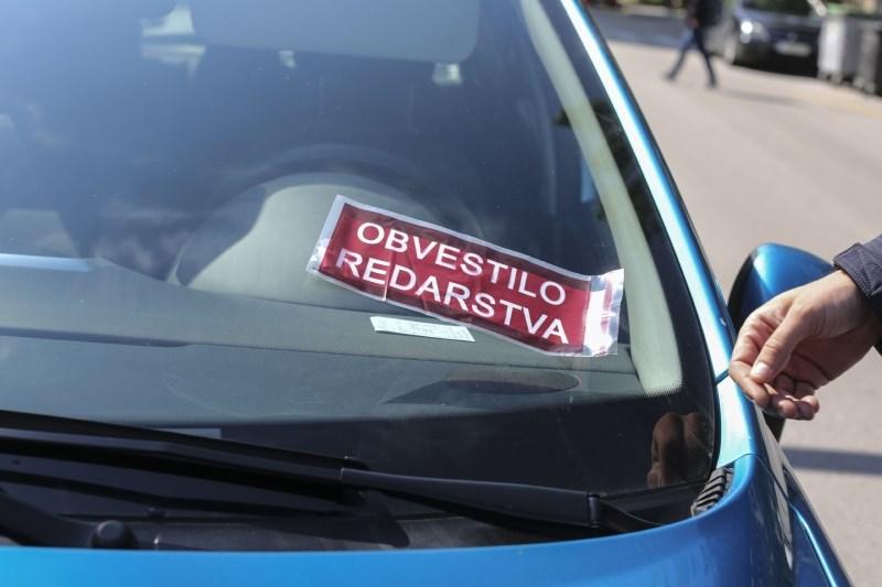 V Zagrebu lažne položnice za kazni za parkiranje