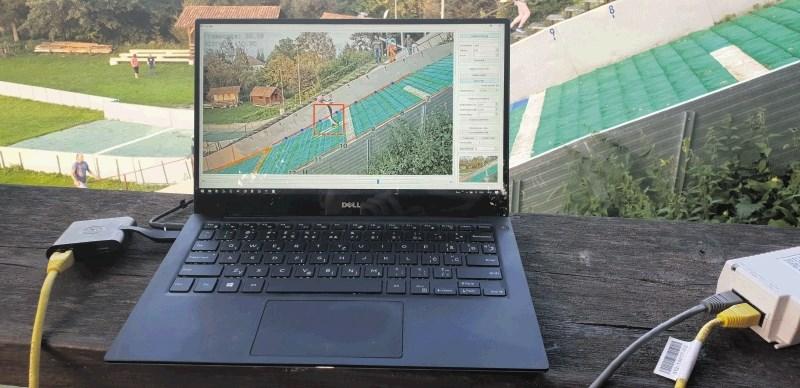 Smučarski skoki: Računalnik gleda tekmo in prvi prepozna zmagovalca