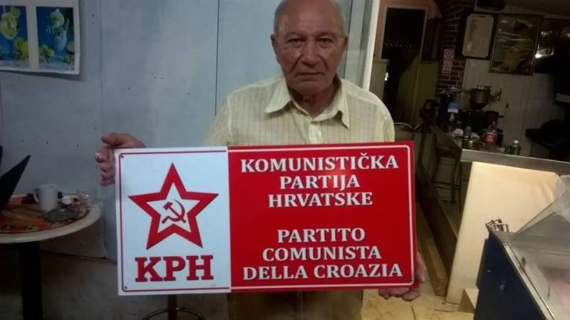 Hrvaška komunistična partija pred stečajem