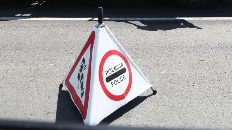 Blizu Nove Gorice prometna nesreča s smrtnim izidom