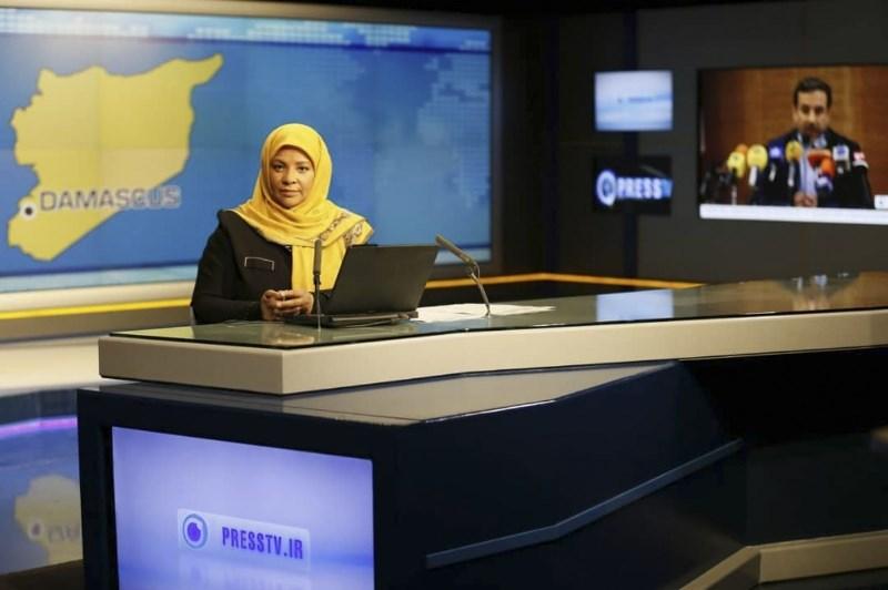 V ZDA aretirali iransko televizijsko voditeljico ameriškega rodu