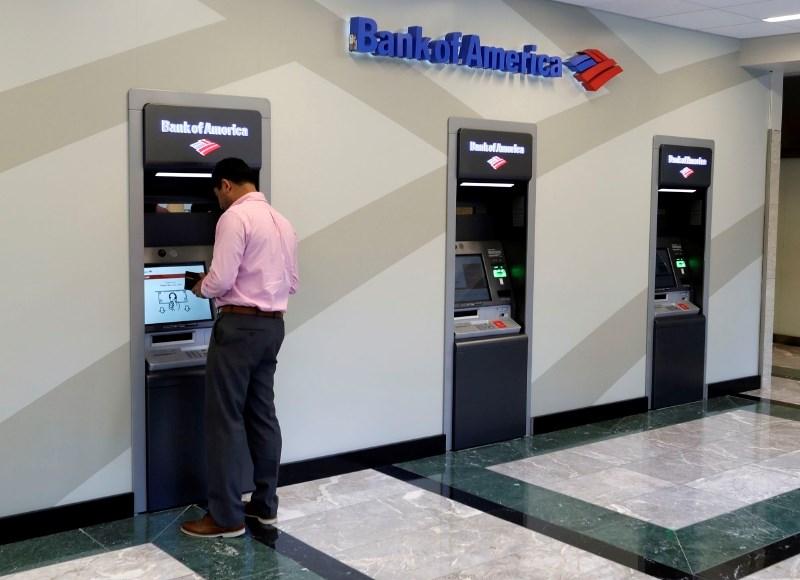 Goldman Sachs in Bank of America odlično