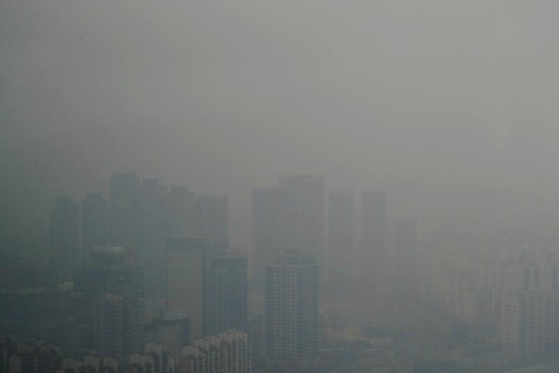 Onesnaženost zraka v Londonu merijo z instrumentom iz podjetja Aerosol