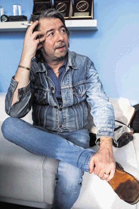 Robert Pešut Mangifico: Na srečo imam živec za to, da bi lahko šlo kaj po zlu, pokvarjen