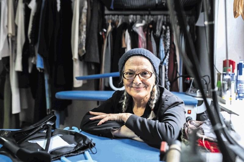 Bjanka Adžić Ursulov, kostumografinja: En sam kostum lahko uniči predstavo