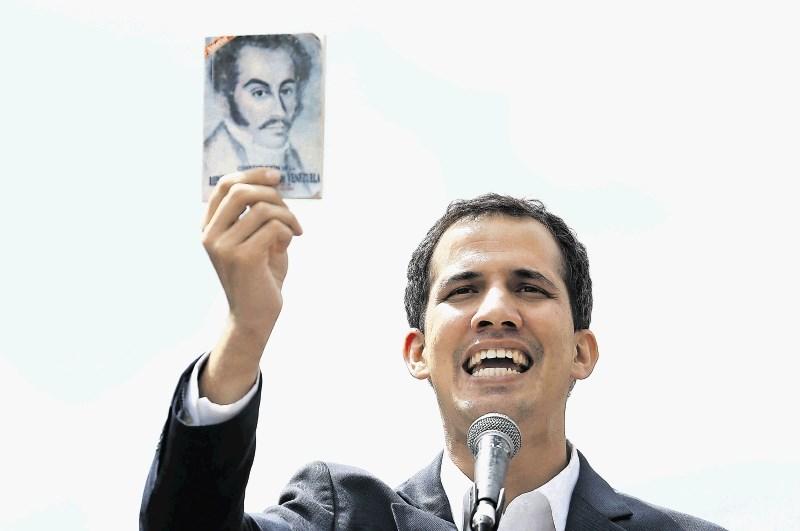 Venezuela ima dva predsednika