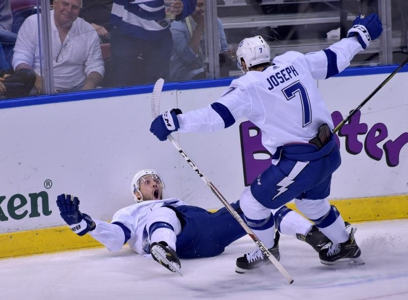 #video Tampa potrdila prvo mesto v ligi NHL