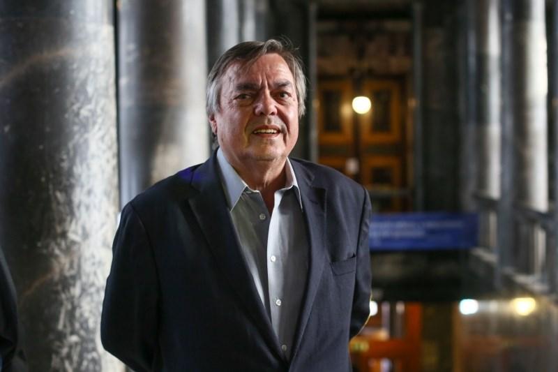 Na knjižnem sejmu v Bruslju tudi pisatelj Drago Jančar