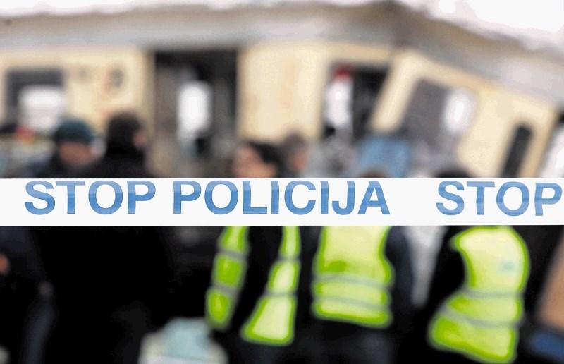 Na Hrvaškem truplo pogrešane ženske po 19 letih našli v zamrzovalniku