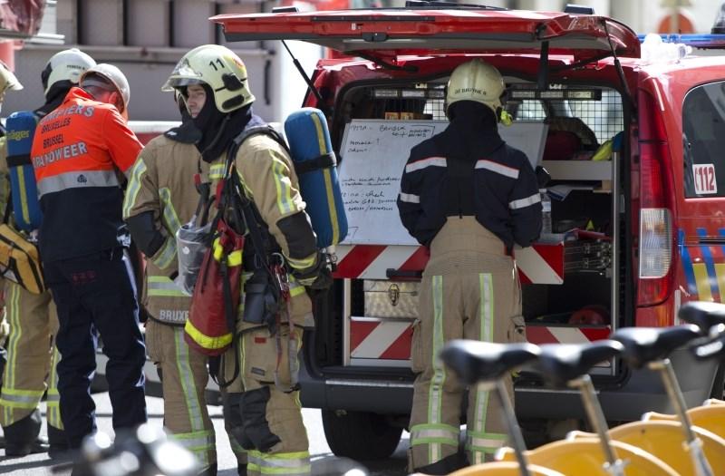 Zaradi bombnega preplaha zaprli evropsko bruseljsko četrt