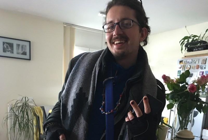 Pogrešan 28-letni Aleš Stupan iz Kamnika