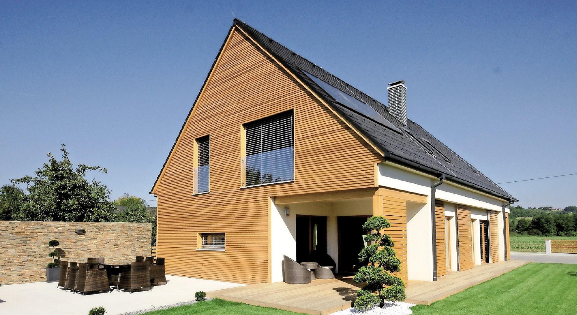 Montažne hiše: gradnja, pripravljena na višje standarde energijske učinkovitosti