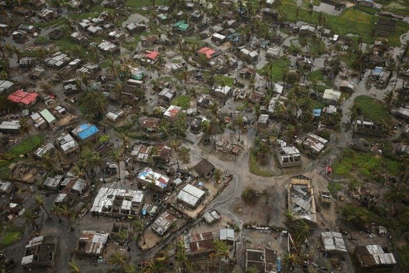 Število žrtev ciklona Idai naraslo, v Zimbabveju grozi porušenje jezu