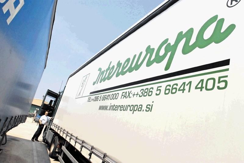 Prodaja Intereurope: Nastaja nov slovenski logistični gigant?