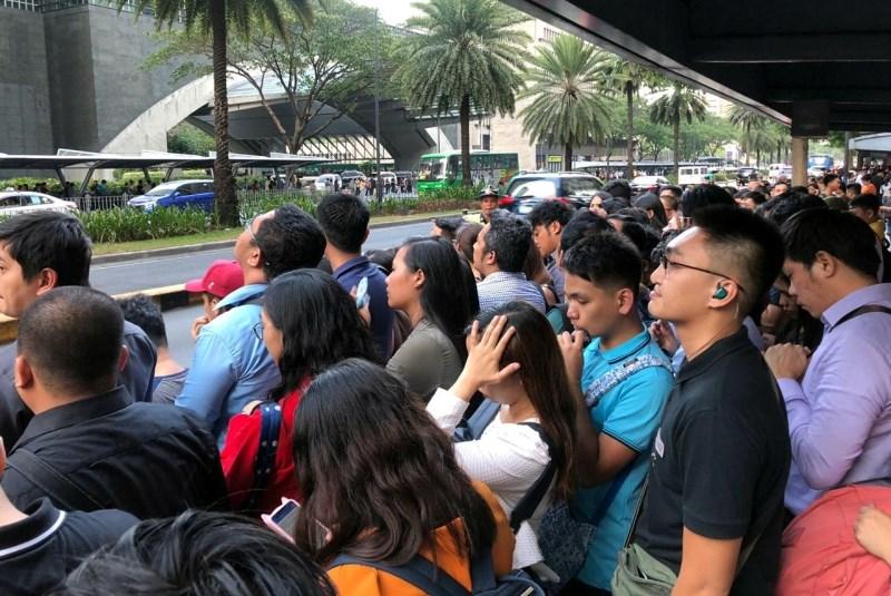 Filipine stresel potres