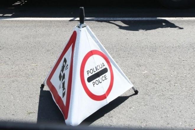 Zaradi nesreče na avtocesti Trst-Palmanova zaprt prehod Fernetiči proti Italiji