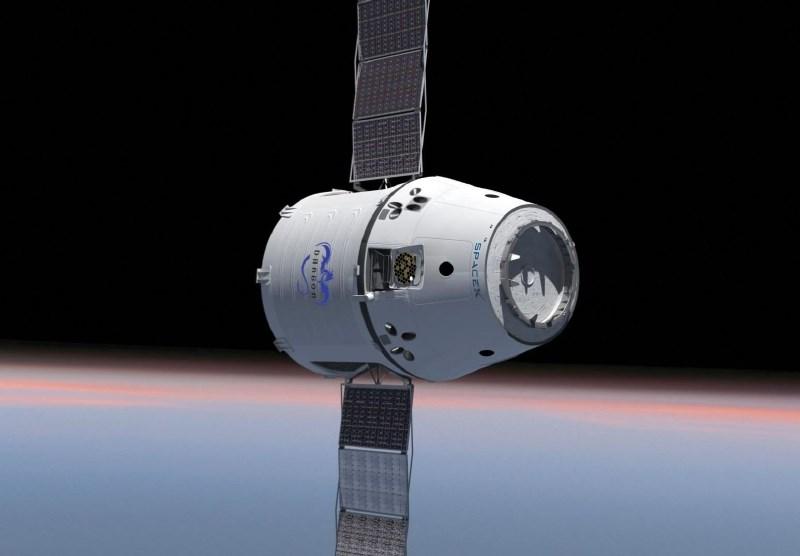 Malo pred prvim poletom s posadko razneslo vesoljsko kapsulo podjetja SpaceX