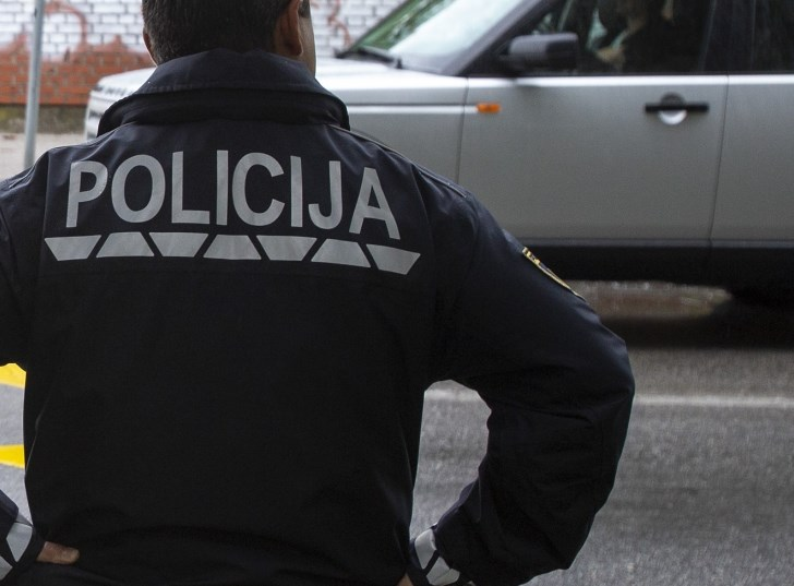 V Kostanjevici na Krki ustavili prevoznika tujcev, ki so nezakonito prestopili mejo