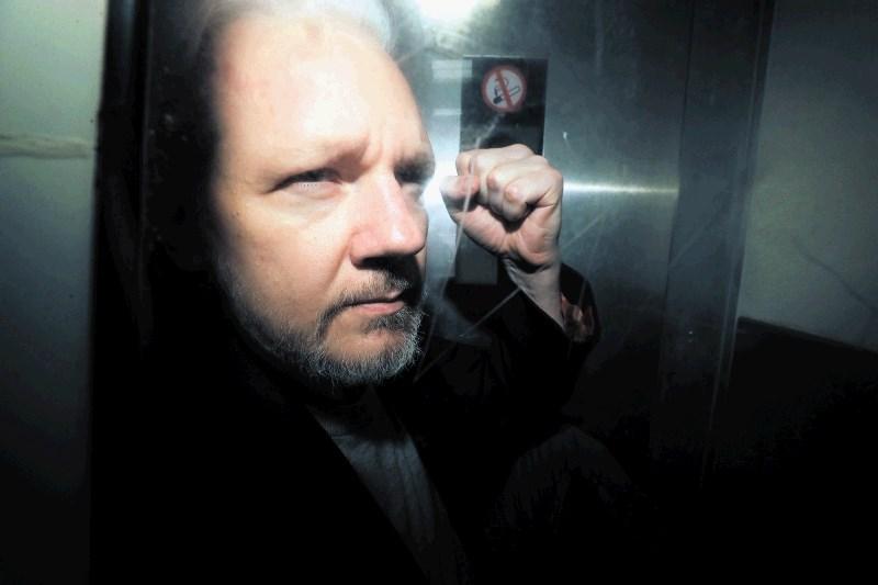 ZDA in Ekvador po izročitvi Assangea Britancem odpirata novo poglavje sodelovanja