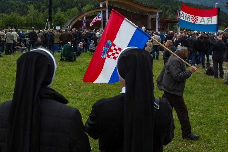 Hrvaški vrh se žalni slovesnosti v Pliberku letos izogiba