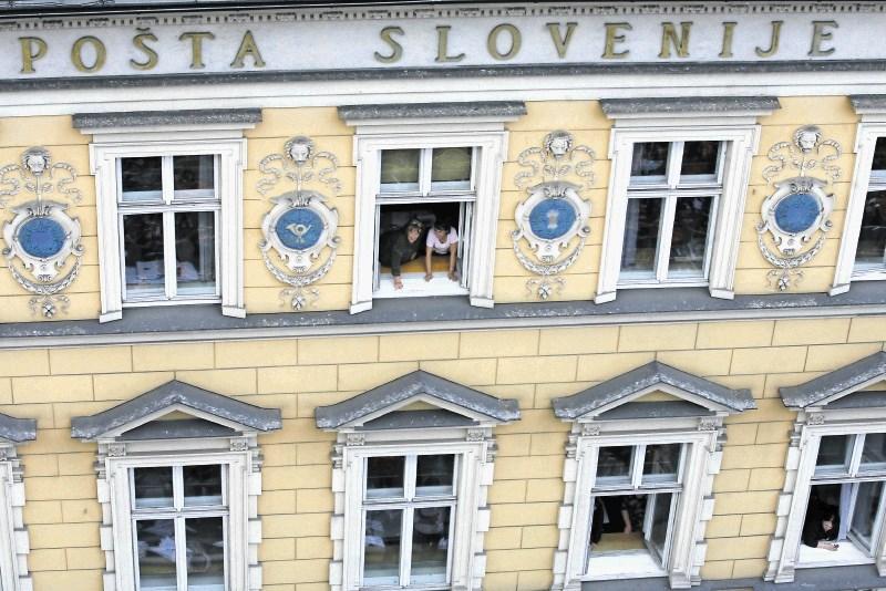 Pošta Slovenija z novimi cenami univerzalne poštne storitve