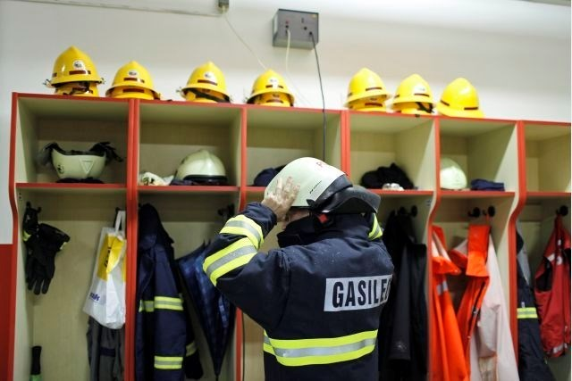 Požar v Suhadolah ni onesnažil podtalnice
