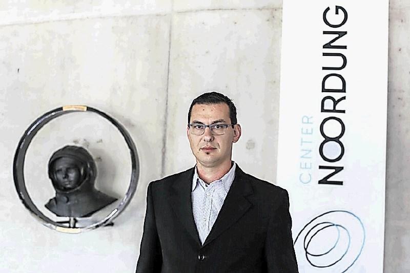 Center Noordung: Novi časi za vesoljsko plovilo
