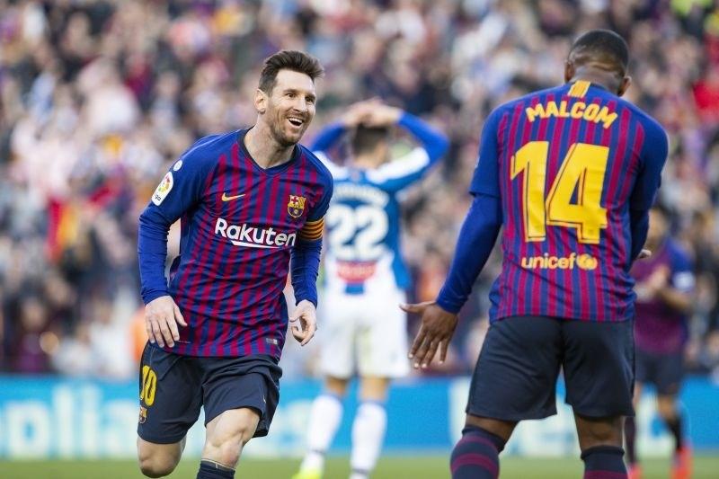 Messi tretjič zaporedoma osvojil zlato kopačko