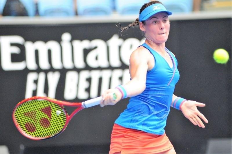 Zidanškova izgubila prvi finale serije WTA
