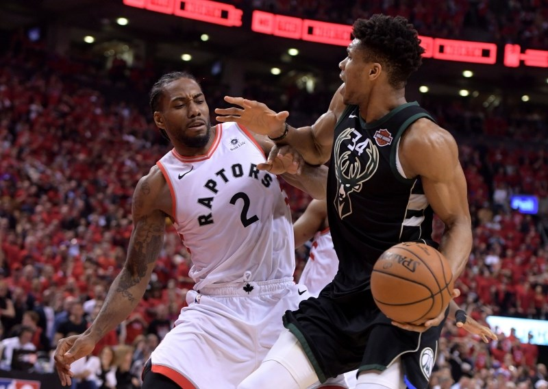 #video Toronto s še enim preobratom do prvega finala lige NBA