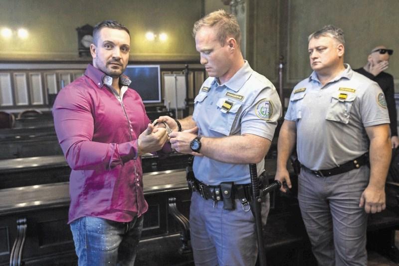 Pritožbena seja v primeru na 30 let obsojenega Mervana Šljivarja