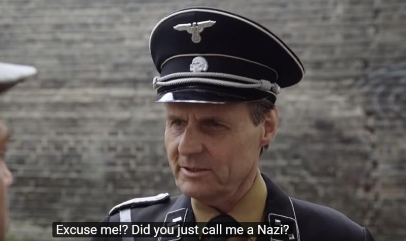 #video Nisem nacist, ampak ...
