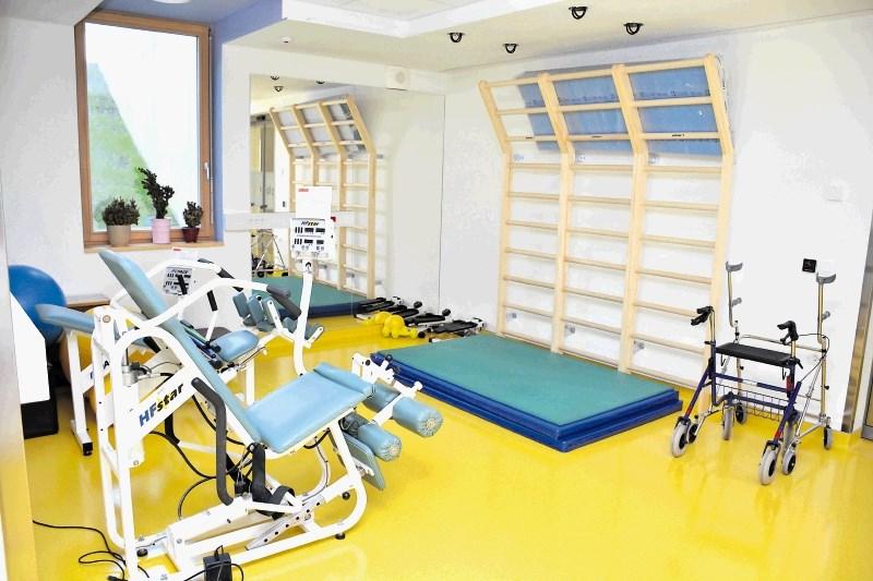 Ustrezni prostori za travmatološke bolnike