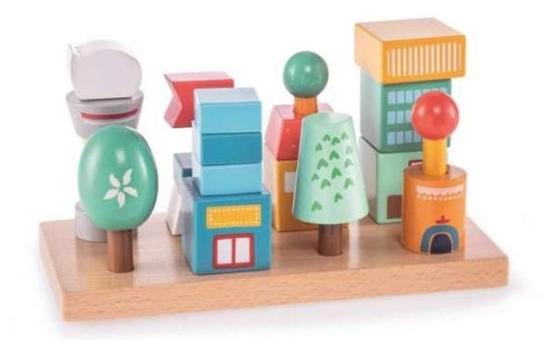 Odpoklic lesene igrače