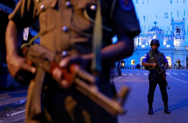 Prijeli glavnega osumljenca za napade v Šrilanki