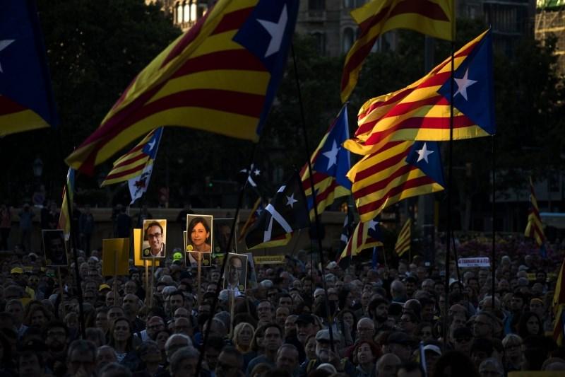 Obtoženi katalonski politiki čakajo na izrek sodbe