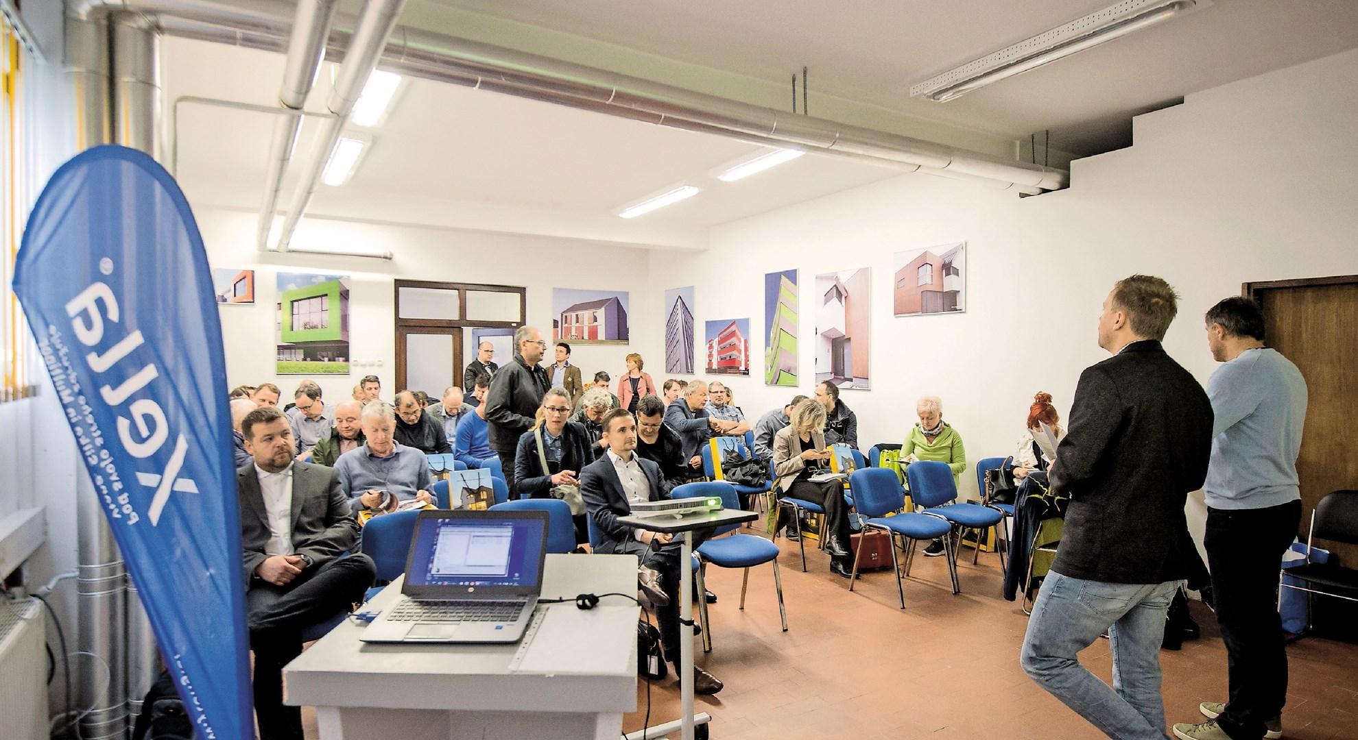GBC Slovenija na strokovnem srečanju o BIM: informacijsko modeliranje zgradb