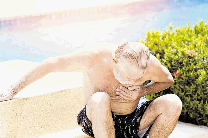 Prepoznati in ukrepati ob toplotnem udaru