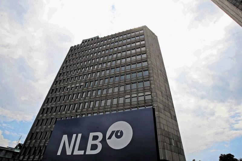 EBRD povečala lastniški delež v NLB na 7,125 odstotka