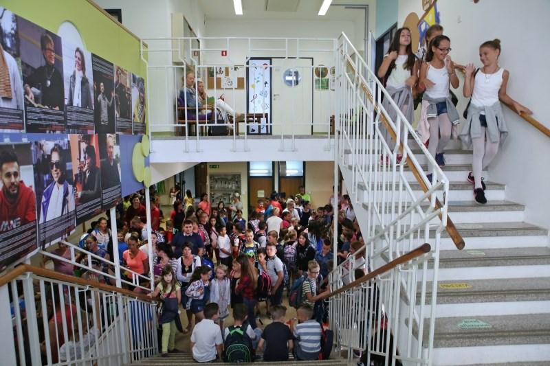 Več osnovnošolcev, novi programi v srednjih šolah